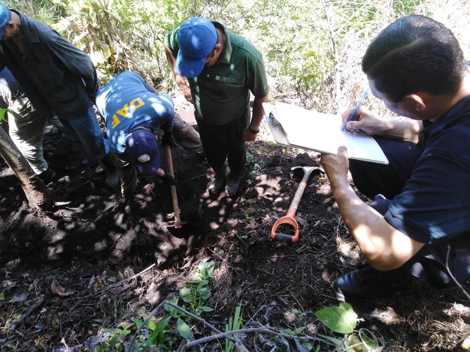 Exhumaciones de la Masacre del Río Sumpul localizaron restos de 6 víctimas.